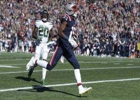Can't-Miss Play: Trick-play TD! Patriots' double pass works perfectly
