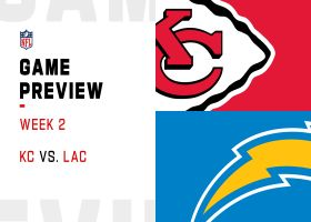 Chiefs vs. Chargers preview | Week 2