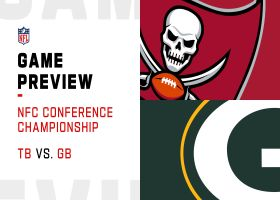 Buccaneers vs. Packers preview | NFC Championship Game