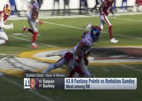 Who were the fantasy winners of Week 16? | 'NFL Fantasy Live'