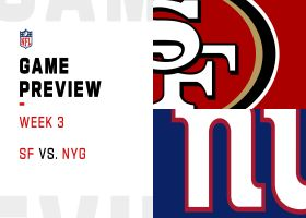 49ers vs. Giants preview | Week 3