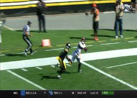 Joe Burrow, Ja'Marr Chase torch Steelers for 34-yard TD strike