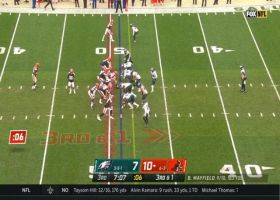 Triple-option alert! Jarvis Landry pitches to Chubb after WR reverse