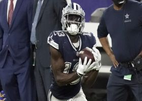 Billick reacts to late OPI call against Michael Gallup in Week 1