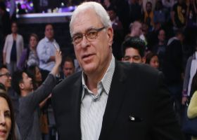 'GMFB' reacts to Phil Jackson joining Eagles' virtual team meeting