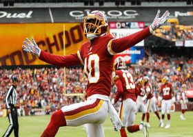 Alex Smith finds Richardson in back of end zone for TD