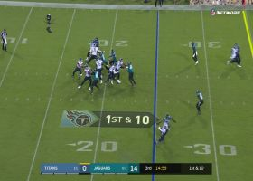 Jags open second half with powerful sack