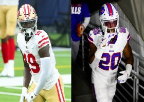 'Move the Sticks': Player spotlight on Deebo Samuel, Zack Moss