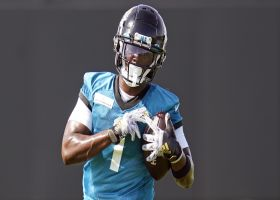 MJD: Jaguars 'really excited' with Travis Etienne in training camp