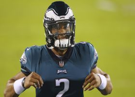 Dales: One thing that must happen for Jalen Hurts to play more for Eagles