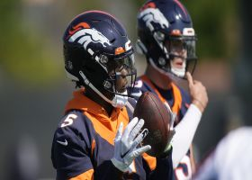 Palmer: 'There is no front runner' in Broncos' QB competition