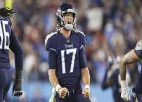 Mini-movie: Titans defeat Bills after 7 lead changes in Week 6