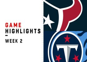 Texans vs. Titans highlights   Week 2