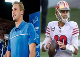 PFF's Chahrouri predicts 49ers-Lions Week 1 matchup