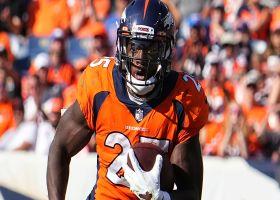 Broncos' top plays through quarter mark of 2021 season