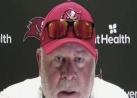 Arians discusses chances of Fournette playing role for Bucs in Week 1