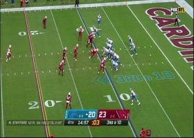 Golladay reaches back to corral tough third-down catch for 19 yards