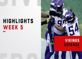 Every big play on defense by the Vikings | Week 5