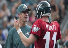 Baldy's Breakdowns: Reich might be Wentz's missing link