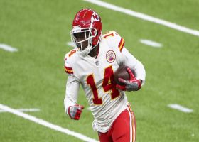 Chadiha: Chiefs 'very excited' about Sammy Watkins' chances of playing in Super Bowl LV