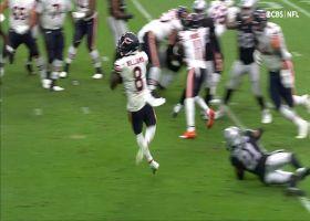 Damien Williams' jump-cut TD caps Bears' 16-play scoring drive