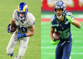 Woods-Kupp vs. Metcalf-Lockett: Which WR duo is more dominant?