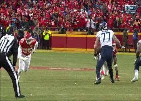 Frank Clark ICES Chiefs' win with clutch fourth-down sack