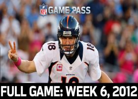 Full NFL Game: Broncos vs. Chargers - Week 6, 2012 | NFL Game Pass