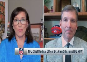 Dr. Allen Sills details COVID-19 protocol adjustments designed to protect team personnel