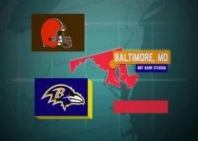 NFL Network's Randy Moss: Baltimore Ravens quarterback Robert Griffin III mentoring Lamar Jackson