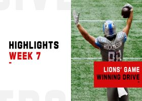 Every play from Lions' game-winning drive | Week 7