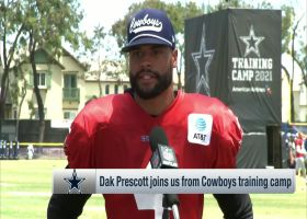 Dak Prescott shares how 2020 injury will affect how he plays moving forward