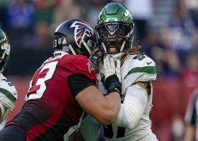 Jets' top defensive plays through 6 weeks