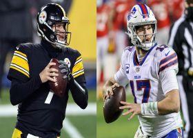 PFF's Chahrouri predicts Week 1 Steelers-Bills game