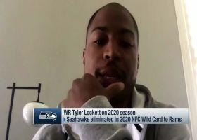 Tyler Lockett reflects on the end of Seahawks' 2020 season