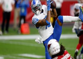 Lions regain lead as Golladay elevates for acrobatic TD in season debut