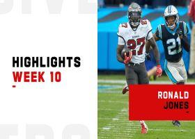 Ronald Jones' best runs from 192-yard game | Week 10