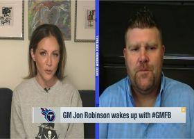 Titans GM explains unusual scenario surrounding Julio Jones trade