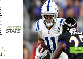 Colts' top 5 plays through five weeks of 2021 season | Next Gen Stats