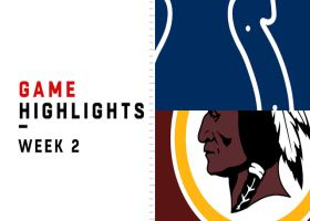 Colts vs. Redskins highlights | Week 2, 2018