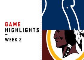 Colts vs. Redskins highlights | Week 2