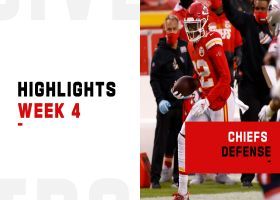 Chiefs' best defensive plays from dominant win | Week 4