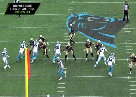 Next Gen Stats: Panthers top 3 plays   Week 2