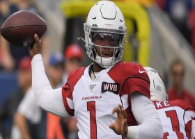 Casserly: Two areas Kyler Murray must improve in for 2020