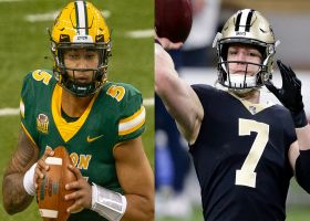 Schrager: Don't be surprised if 49ers use Trey Lance in a Taysom Hill role