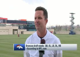 Broncos GM: We have flexibility to move up, down from No. 9 pick