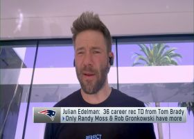 Edelman on Brady's resume: 'I think he needs to start being talked about like Jordan'