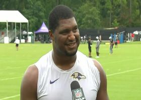 Calais Campbell: 'The depth we have is ridiculous' on Ravens defense