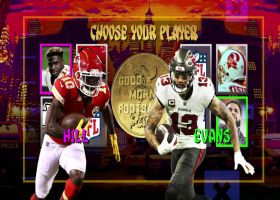 Tyreek Hill or Mike Evans: Which WR1 would you rather have in Super Bowl LV?