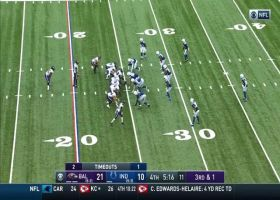 Grover Stewart, Xavier Rhodes make huge stop to give Colts ball back